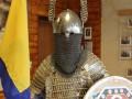 На Новый год Путину подарят доспехи древнетюркского воина