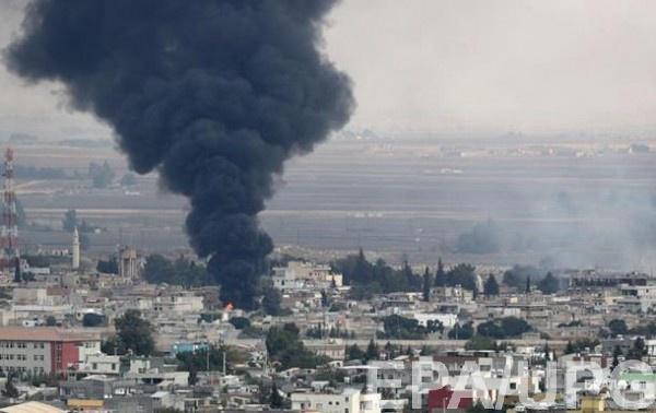 США на фоне операции Турции ударили по Сирии