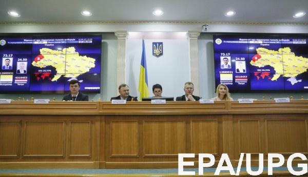 ЦИК обжалует решение суда о жеребьевке партий