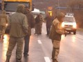 Участники АТО блокируют российские фуры на въезде в Закарпатье