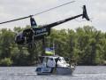 Киевская Нацполиция закупила 9 патрульных катеров