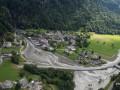 Четыре человека погибли при крушении самолета в Швейцарии