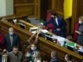Разумков объяснил, почему не штрафуют нардепов без маски