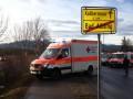 В Германии два пассажирских поезда столкнулись