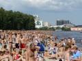 В Киеве разрешили купаться на четырех пляжах
