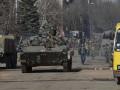 Боевики показательно отводят технику и проводят перегруппировку – Тымчук