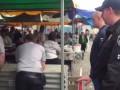 В Харькове боец спецподразделения полиции устроил стрельбу на рынке
