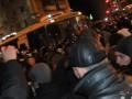 Сторонники Губарева устроили потасовку у здания СБУ в Донецке