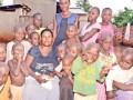 У самой многодетной семьи родилось 38 детей