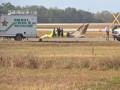 Пять человек погибли при крушении самолета в США