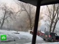 В Донецке ранен российский журналист: видео обстрела