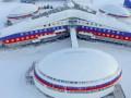 Россия впервые показала военную базу в Арктике