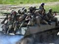 Десантники 25-ой бригады провели тактические учения