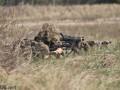 На донецком направлении боевики вели обстрелы из БМП и пулеметов