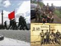 День в фото: Ярош на базе ДУК, суд над Фирташем и марш военных в России
