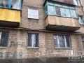 Жительница Днепропетровщины выпала из окна многоэтажки