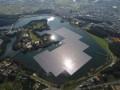 В Японии тайфуном повреждена солнечная электростанция