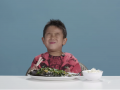 Американские дети попробовали обеды из разных стран