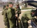 Из зенитно-ракетного дивизиона РФ на Донбассе дезертируют боевики