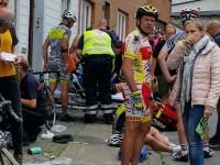 20 человек пострадали при ДТП во время велогонки в Бельгии