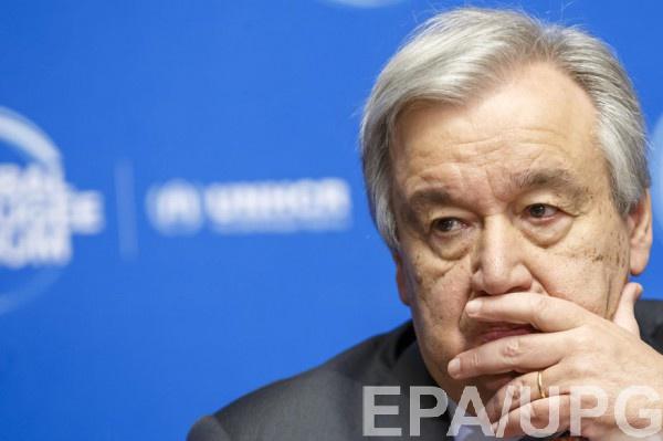 В ООН заявили, что необходимо соблюдать резолюции о суверенитете и территориальной целостности Украины.
