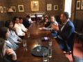 Кличко встретился со студентами Оксфордского университета