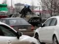 В перестрелке в Грозном погибли семь человек