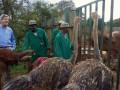 Госсекретарь США сделал селфи со слоненком
