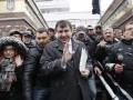 Саакашвили: Судите меня здесь за