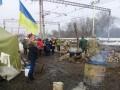 Аброськин увидел общие цели у боевиков и участников блокады