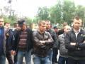 Украинские железнодорожники объявили забастовку
