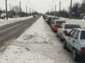 На Донбассе перед КПП Еленовка взорвался гражданский автобус