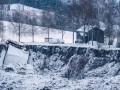 В Норвегии оползень забрал жизни двух человек
