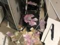 Подрыв банкомата в Днепропетровской области попал на видео