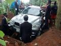 Нигериец похоронил отца в BMW за 80 000 долларов