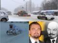 Коубы недели: Кадыров на санках, снег на юге Украины и Ди Каприо - Ленин