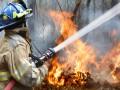 Украинцев предупредили о чрезвычайном уровне пожароопасности