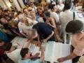 Названо количество избирателей за рубежом