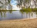 На пляжах Троещины в Киеве запретили купаться