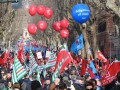 В Риме 40 тысяч человек вышли на акцию протеста
