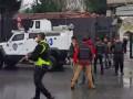 Женщины с гранатами напали на полицейский участок в Стамбуле