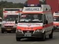 В Китае грузовик въехал в толпу пешеходов, не менее 10 погибших