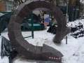 Паук-рэкетир и скорпион-контрабандист: в Киеве появилась первая обучающая детская площадка