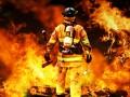 С начала года в пожарах погибло 740 граждан Украины
