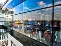 ЧП в Борисполе: 50 пассажиров обратились к медикам