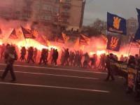 Полиция: В Киеве на марше 13 тысяч человек