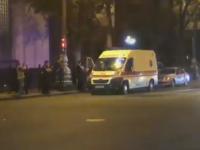 В центре Киева на переходе сбили полицейского - СМИ