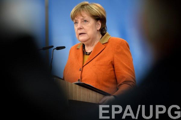 Германия не довольна официальным решением Украины по блокаде Донбасса