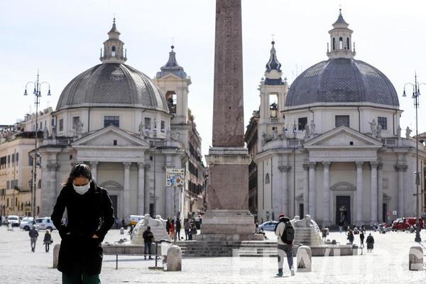 Италия закрыта на карантин