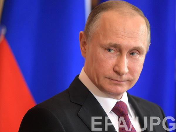 Путин опять заговорил о единстве народов Украины и России